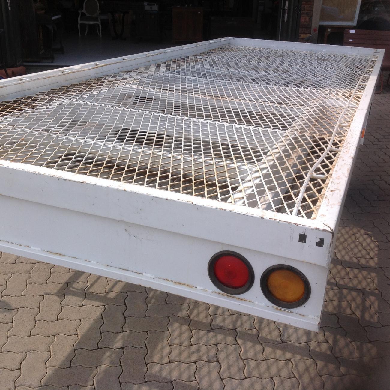 6 meter flat deck trailer basic sense for 6 metre lengths of decking