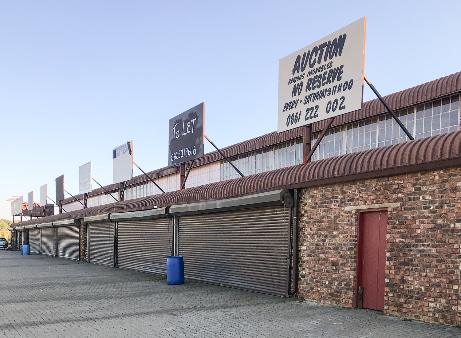 Midvaal Commercial Park To Rent