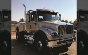 Make an Offer - International XXL Truck