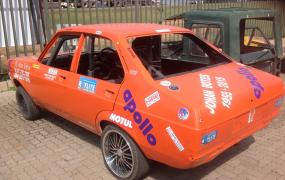 Ford Rally Car Project - Make an Offer!