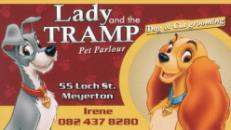 Lady And The Tramp Pet Parlour
